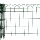 Boogjesgaas groen geplastificeerd | Kuiper Koekange