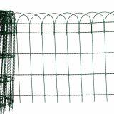 Boogjesgaas Groen Geplastificeerd (05) 120cm hoog