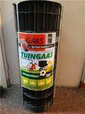 Tuingaas zwart/antraciet 100cm, 2,5mm dik, 5x10