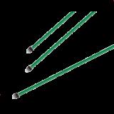 Spanstaven groen geplastificeerd | Kuiper Koekange